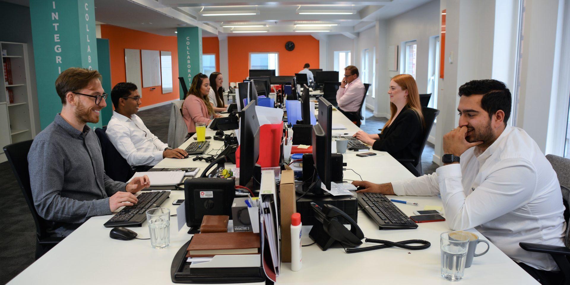 Mackenzie Jones Birmingham - FMCG Recruiters Office 2